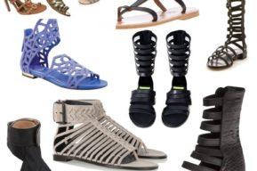 Sandalias gladiador estilo y elegancia para el verano