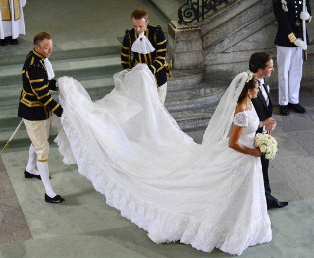 Boda Real de Magdalena de Suecia