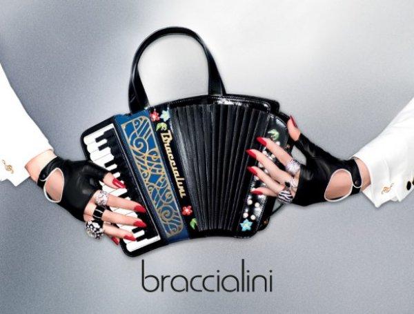 Bolsos de mujer Braccialini otoño invierno 2013 2014