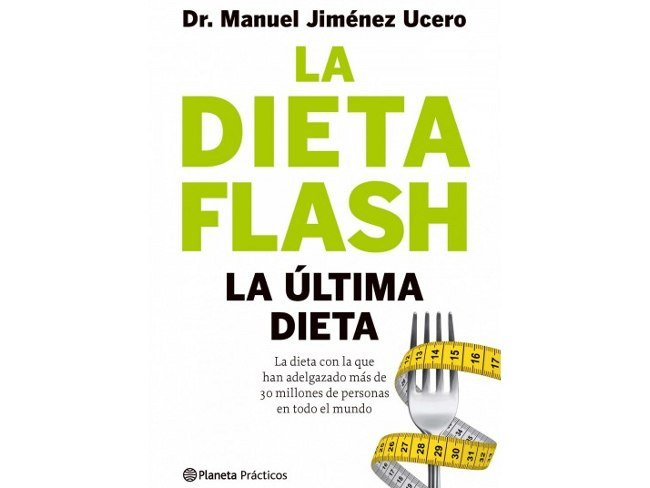 Conoce la Dieta Flash