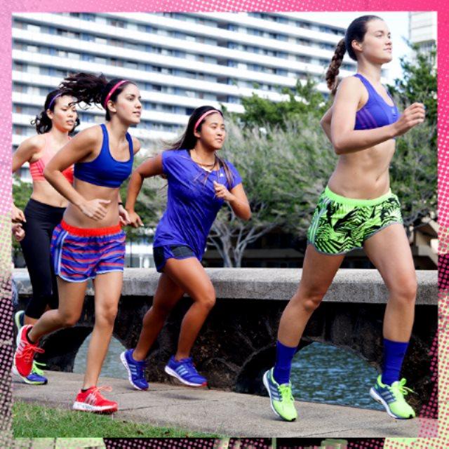 All in for #mygirls para chicas dinámicas y apasionadas por el deporte