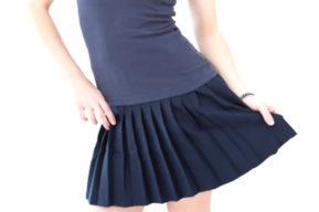 Tendencia moda, la falda plisada se vuelve a llevar