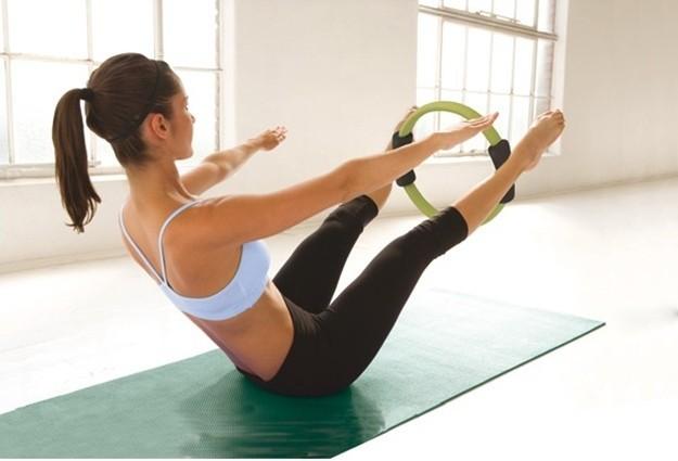 Pilates, ejercicio ideal para quienes practican natación