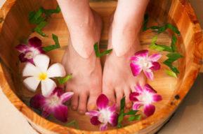 Consejos para el cuidado de los pies