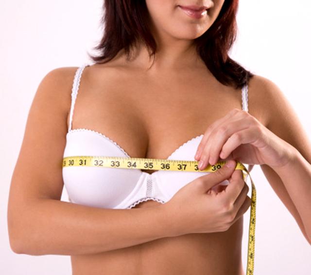Las precauciones antes y después de un implante de mama