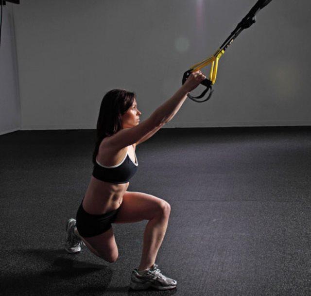 Nuevo entrenamiento Troga, fusión de trx y yoga