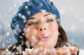 Cuidados de la piel sensible durante el invierno
