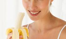 El plátano, una fruta con la que se puede perder peso