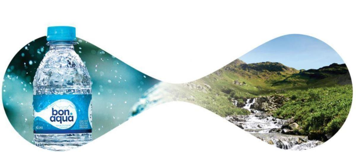 Agua mineral e hidratación