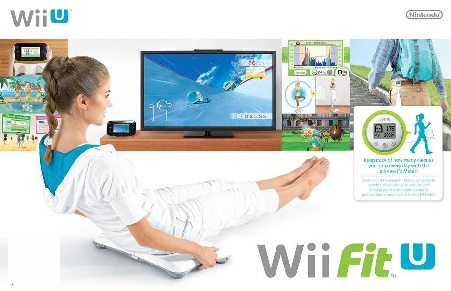 Con el Wii Fit U llegan nuevas opciones de entrenamiento