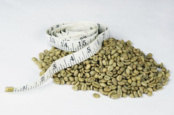 Café verde ayuda a bajar de peso