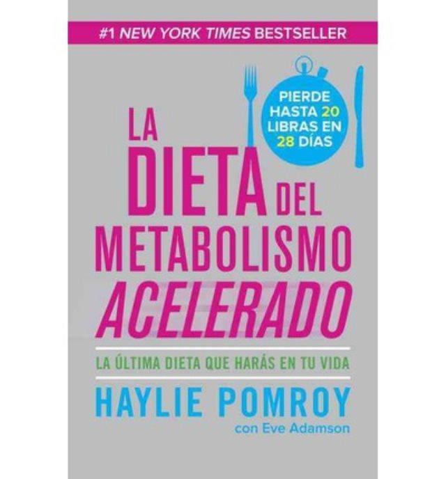Dieta acelerada, conoce sus principios y fundamentos