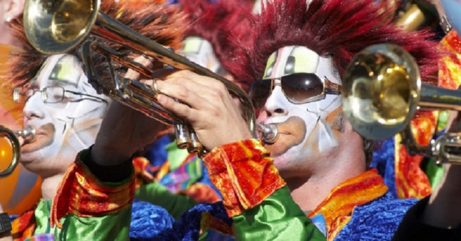Ideas para elegir tu disfraz de Carnaval 2014