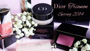 Trianon de Dior, el maquillaje en tonos de rosa
