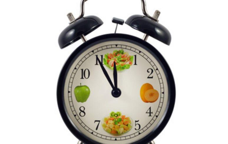 Crononutrición: Ingerir alimentos según la hora