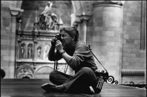 mujeres fotografos