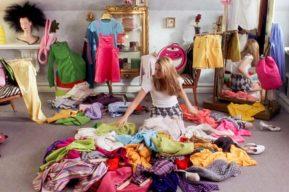 Primavera: Cómo organizar el cambio de ropa en el armario
