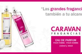 Caravan Fragancias es perfumes para todos