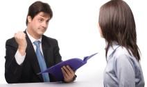 Siete fallos que debes evitar en una entrevista de trabajo