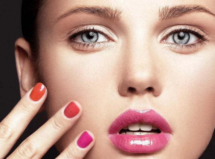 Tendencias de maquillaje para la primavera 2014