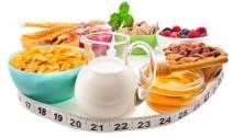 Dieta equilibrada para perder peso saludablemente