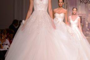 Barcelona Bridal Week: Vestidos de novia 2015