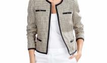 Modo de empleo de la chaqueta de tweed