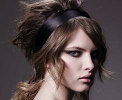 La moda de la diadema