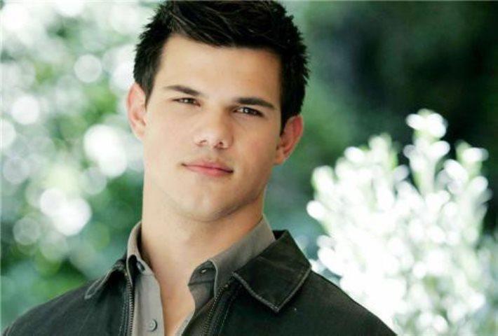 actor Taylor Lautner