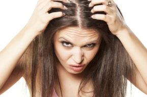 Composición de productos capilares para cabellos grasos
