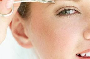 Consejos para una correcta depilación de las cejas
