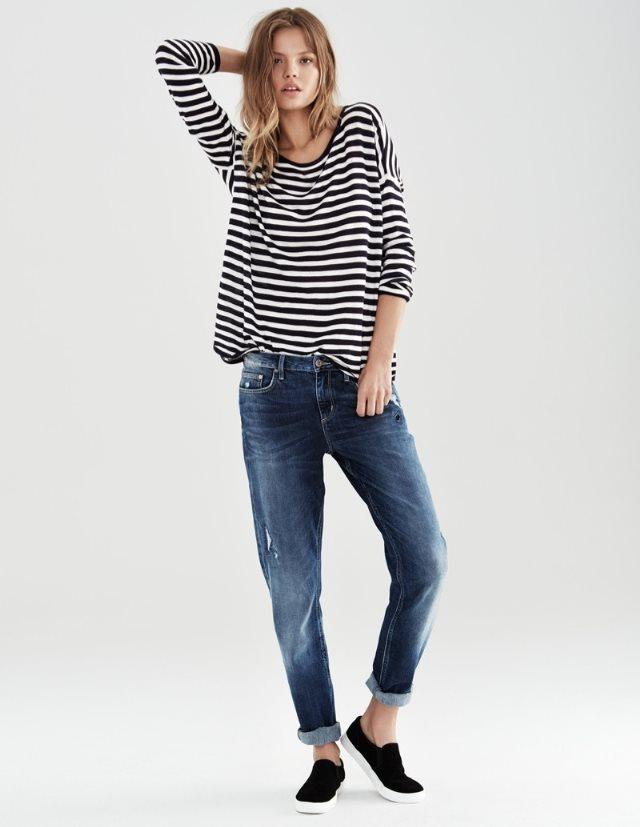 Jeans para lucir en otoño