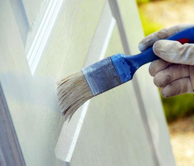Pintura de puerta