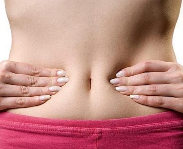 Liposucción del vientre