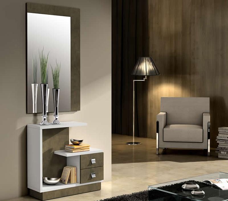 Decorar el recibidor - Como decorar un recibidor moderno ...
