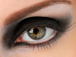 Cómo elegir un color de sombra de ojos