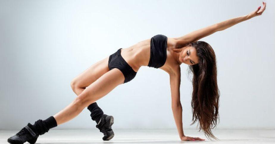 entrenamiento mujeres delgadas