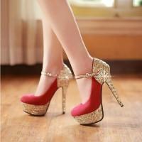 Elegir zapatos de tacón cómodos