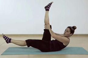 Pilates para eliminar adiposidades en cintura y espalda