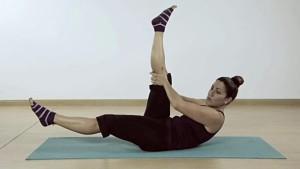 pilates espalda y cintura