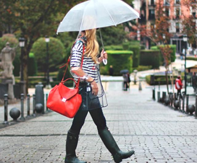Estilo para la lluvia