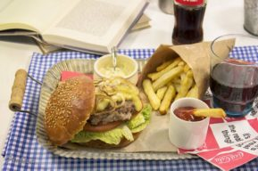 Evitar las grasas saturadas