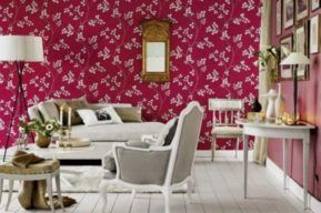 Nuevos aires para el hogar con papel pintado