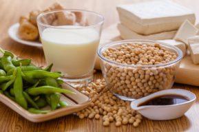 Propiedades de la soja para adelgazar