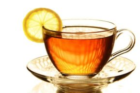 Infusión purificadora con miel, vinagre y té