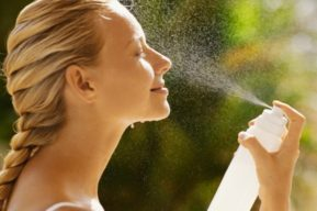 Cuidados de la piel seca en verano