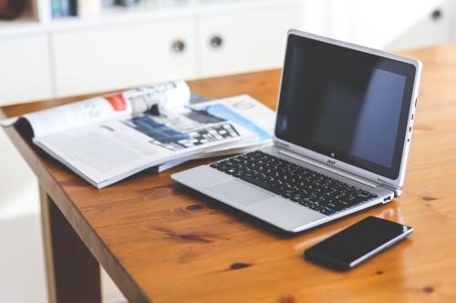 Presentar la autocandidatura para un puesto de trabajo