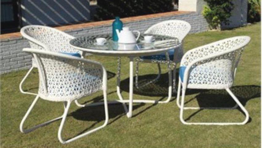 Renueva tus muebles de jardín