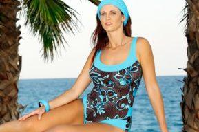 Bañador de talla grande, los modelos que realzan las formas de las mujeres