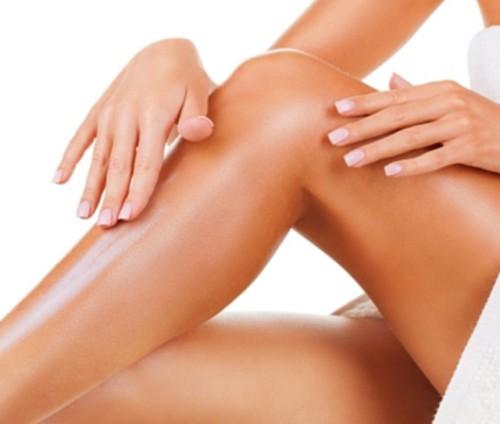 Depilación de las piernas